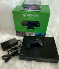 Xbox One 1TB Console Bundle with 4 Extra Games