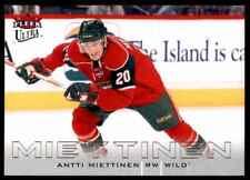 2009-10 Fleer Ultra Antti Miettinen #75