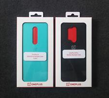 Cyan Official Oneplus 8 Pro /8 Original Sandstone Carbon Nylon Cover Case Bumper