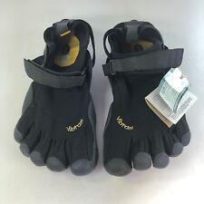 Vibram Men's Fivefingers KSO Black M148 Size 44 (US 10-10.5)  NWT