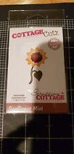 Cottage Cutz  metal cutting die Sunflower Mini