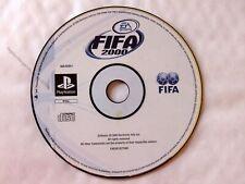 57930 FIFA 2000 - Sony PS1 Playstation 1 (1999) SLES 02315