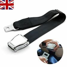 Adjustable Airplane Seat Belt Extender Extension Airline/Buckle Aircraft Ship NE