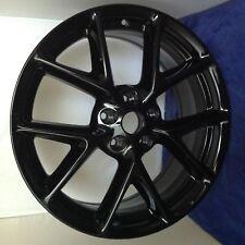 "Nissan Maxima 2012 2013 2014 2015 19"" Factory OEM Wheel Rim Set 4 matching BLACK"