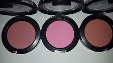 THREE MAC BLUSH POWDERS: SLAVE TO LOVE, SWEETNESS & FEELING