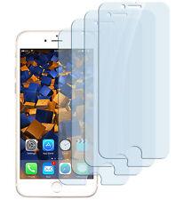 mumbi 4x Panzerfolie für Apple iPhone 8 / 7 Folie Schutzfolie Displayschutzfolie