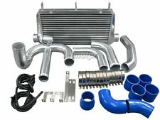 "For 93-02 Toyota Supra MKIV 2JZ-GTE 4"" Thickness Core Intercooler Kit"