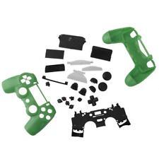 Coque Boîtie Kit Complet De Pièce Cas Pour Manette Sony PS4 Vert