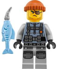 LEGO Ninjago Movie Water Strider Shark Army Thug Minifigure (70611)