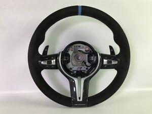 7850985 Steering Wheel BMW M3 F80 M4 F82 Carbon Alcantara