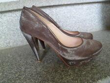 Bluzi High Heels, Pumps, Plateaupumps, mit Nieten, Gr.38, Top Zustand