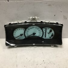 Toyota Corolla Instrument Cluster Automatic ZZE122 2001 to 2007 ~120,794 km