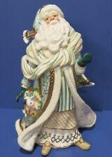 Fitz & Floyd Madeline Collins Signature Collection Santa Claus Figurine
