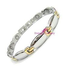 Fully Magnetic Bio-Energy Bracelet Ladies Womens Arthritis Healing Aid