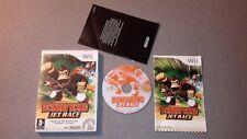 Donkey Kong Jet Race (Nintendo Wii) European Version PAL