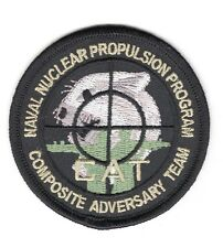 USN Patch Patch:  Nuclear Propulsion Program, Composite Adversary Team