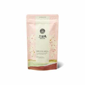 OSULLOC Jeju cherry blossom tea 20 bags, made in Korea. blended tea