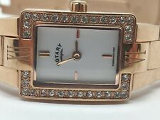 Rotary Ladies Stainless Steel Bracelet Watch LB02594/02  (253D)