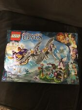 LEGO Elves Airas Pegasus Sleigh  41077 FACTORY SEALED 319 Pieces