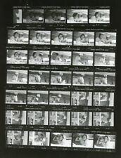 DON JOHNSON JOE BENNETT THE TWO FIVE RARE ORIGINAL 1979 ABC TV PHOTO PROOFSHEET