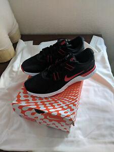 Nike Renew Retaliation Trainer 2 Running/Training Shoe Black/Red Size 11