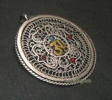 Brass Religious Costume Necklaces & Pendants