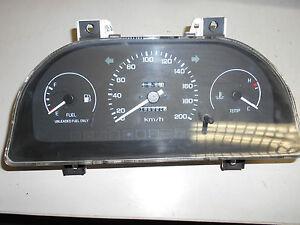 Tacho (H16 7111-2221) Hyundai Pony Year 93 142Tkm