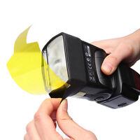 20 Color SE-CG20 FLash/Speedlite/Speedlight Color Gel Filter 20pc w/Gels-Band -