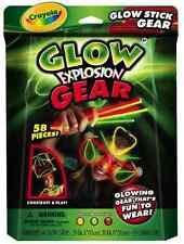 Crayola Glow Explosion - Glow Stick Gear