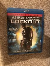 Lockout Bluray 1 Disc Set ( No Digital HD)