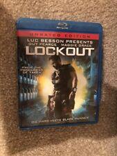 Lockout ( Blu-ray + Case w/ Artwork )