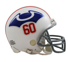NEW ENGLAND PATRIOTS NFL Riddell VSR-4 ProLine THROWBACK Mini Football Helmet