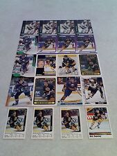 *****Bob Sweeney*****  Lot of 100+ cards.....32 DIFFERENT / Hockey