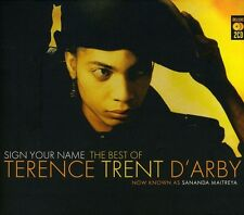 Terence Trent D'Arby - Sign You Name: The Best of [New CD] UK - Import