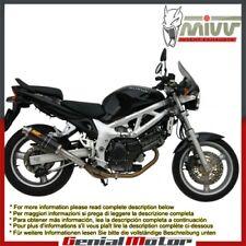 Terminale Scarico MIVV GP Carbonio per Suzuki Sv 650 1999 > 2002
