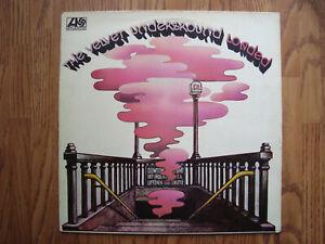 """The Velvet Underground – Loaded 12"""" Vinyl LP Atlantic Records K.40113 UK 1977"""