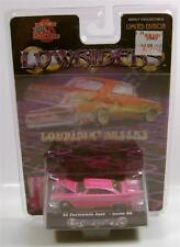 1957 '57 PLYMOUTH FURY PINK LOWRIDERS CUSTOM CRUISERS RC DIECAST RARE