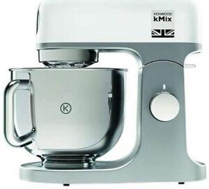 Kenwood KMX 750WH Küchenmaschine weiß / silber (Küchenmaschine)