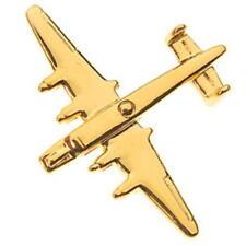 Shackleton Aeroplane Side View Enamel Lapel Pin Badge