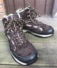 LL.Bean Tek2.5 WaterproofSystem Mens Sz 7W Black Trail Hiking Climbing Boots-184