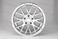 "18"" CSL SILVER STYLE RIMS WHEELS FITS BMW 3 SERIES 323I 325I 328I 330I 335I E90"