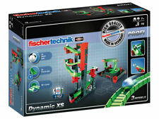 Dynamic Xs Marble Run Buiding Construction Set Fischertechnik Profi Kit 536619