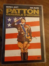 "DVD "" PATTON GENERALE D'ACCIAIO """