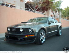 Ford Mustang 2005-09 Cobra R GT V8 Urethane Front Bumper Body Kit