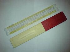 Rechenschieber Aristo Scholar 0903 LL Rechenstab Slide Rule Slipstick