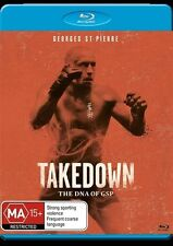 Takedown - The Dna Of GSP (Blu-ray, 2014)