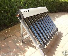 10 Tubes évacués, collecteur solaire de chauffage à eau chaude solaire, Tubes à vide, nouveau