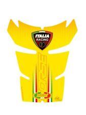 DUCATI 848 EVO 1098 1198 Protection de réservoir jaune