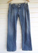 Wrangler Women's Blue 'Relaxed' Jeans - Size 9