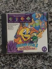 Tested Video Game - Freddi Fish 3: the Case of the Stolen Conch Shell - Free S&H